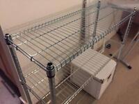 FREE IKEA Shelving OMAR