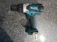 MAKITA DHP458 18v LXT LI-ION COMBI DRILL (BODY ONLY)_________DeWALT Hitachi Hilti Panasonic Bosch