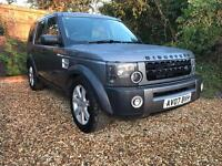 Land Rover Discovery 3 tdv6 commercial