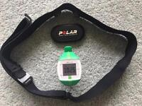 High-quality Polar FT4 heart rate monitor and sports watch