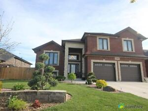 $465,000 - Raised Bungalow for sale in Belle River