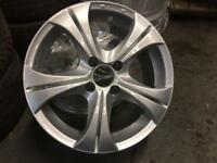 Alloy wheels 4x100 6.5Jx15 ET35