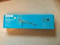 New TV Aerial kit- for loft or roof installation