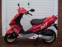 2005 Peugeot Speedfight 100cc Scooter