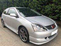Honda Civic EP3 Type-R 55 **Facelift**