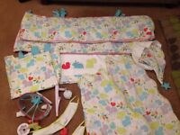 Tickety Boo Nursery furnishings