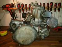 HONDA CR250 ENGINE