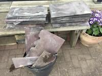 Victorian roof tiles