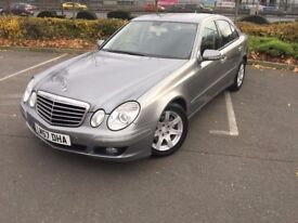 Mercedes-Benz E Class 2.1 E220 CDI (Executive) 4dr