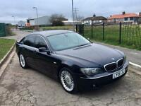 2006 New Shape Bmw 730d automatic( 134k mielege in clock )
