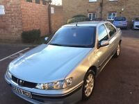 2003 Peugeot 406 HDI 2.0 110 excellent condition