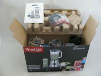 Brand New Prestige 3 in 1 Multimixer (Blender / Grinder / Smoothie Maker) boxed