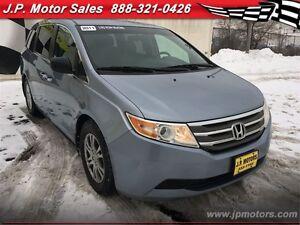 2011 Honda Odyssey EX, Automatic, Third Row Seating, Power Slidi Oakville / Halton Region Toronto (GTA) image 7