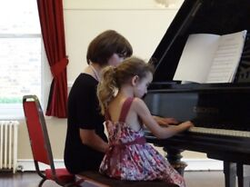 Piano lessons for adults and children