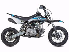 Brand New Stomp,Ten 10,Demon X pit bikes in stock from £599 from 90cc to 160cc