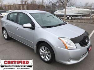 2011 Nissan Sentra 2.0 ** HTD SEATS, CRUISE, AUX. IN **