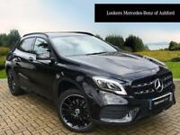 Mercedes-Benz GLA Class GLA 220 D 4MATIC AMG LINE PREMIUM PLUS (black) 2017-09-15