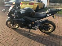 Yamaha YZF125R Sports Motorbike for sale