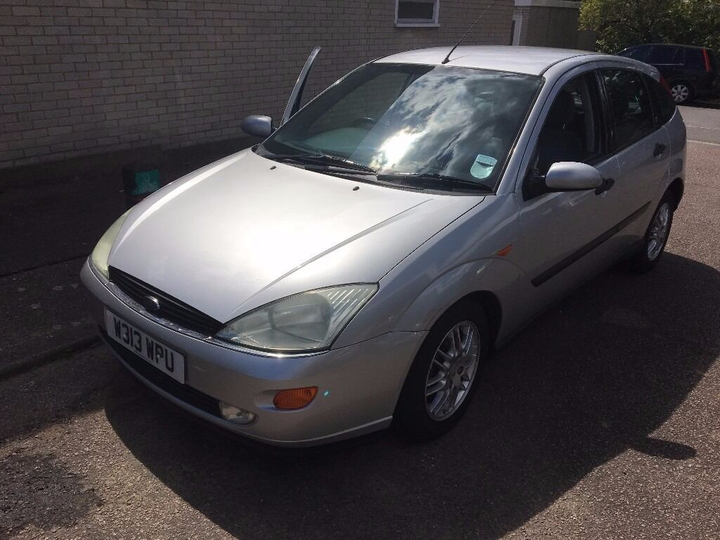 Ford focus 2000 ghia 2 0 new tyres mot until 14 03 2018