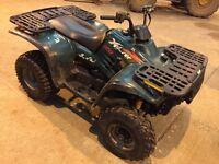 Polaris quad Atv bike 4x4 automatic farm spares repairs