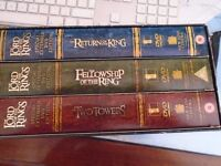 The Lord of the Rings - Trilogy - Boxed Set of DVDs