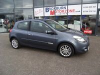 2009 59 RENAULT CLIO 1.1 DYNAMIQUE TCE 3d 100 BHP **** GUARANTEED FINANCE ****