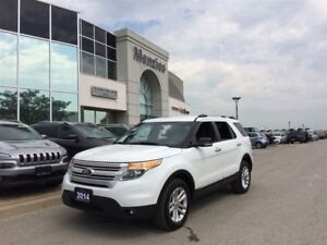 2014 Ford Explorer XLT, Bluetooth, Navi, Cam, Clean CARPROOF