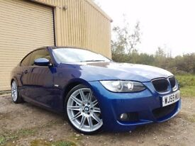 BMW 3 Series 3.0 325i M Sport Highline 2dr p/x welcome HPI CLR*JUST SERVICED*LONG MOT*SPARE KEY*