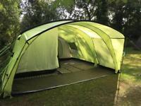 Massive 8 man tunnel tent