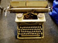 OLD TYPWRITER SPARES REPAIR