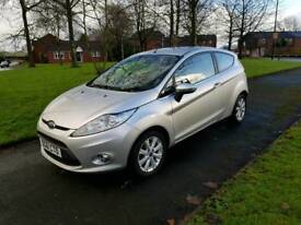 2011/61 Ford Fiesta 1.25 3 door