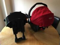 Graco Baby Car Seat & Base