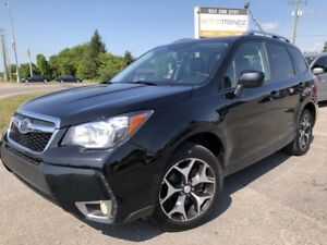 2015 Subaru Forester 2.0XT Touring AWD with Sunroof, Leather...