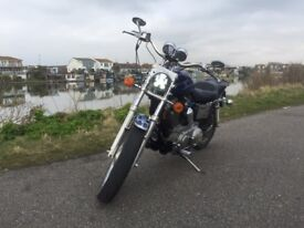 Lovely Harley Davidson XLH1200 Sportster. Custom paint. Great sound. Reliable and fast.