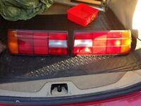 BMW E30 rear lights