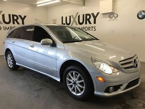 2008 Mercedes-Benz R-Class 3.0L CDI, NAVIGATION, REAR CAMERA, 12