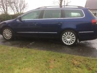 VW Passat Estate Highline 1.9tdi 2009