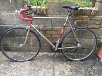 Raleigh BSA Road Bike - vintage frame