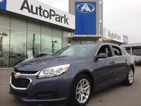 2014 Chevrolet Malibu LT SUNROOF | LEATHER+CLOTH | CRUISE | SIRI