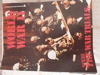 World War Two Magazines x 60
