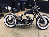 125cc hard knock kikker 5150