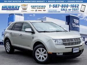 2010 Lincoln MKX **One Owner!  Well Maintained!**
