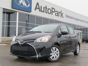 2015 Toyota Yaris LE | Bluetooth | Keyless Entry | Cruise Contro