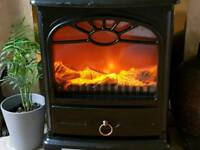 Electric fire,