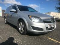 Vauxhall Astra van CDTI trade in to clear