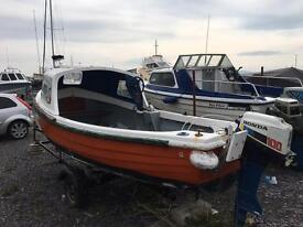 Orkney long liner 16