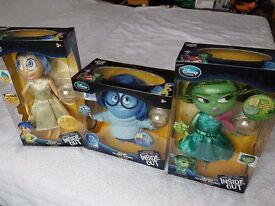 Disney's Inside Out toys - BNIB - Great Christmas Xmas Gifts