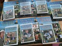 Midsomer Murders DVDs and magazines