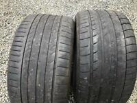 Tyres 315/35/20 x5 tyres