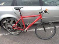 Cheap Mountain Bike for Sale Carrera Subway Forks
